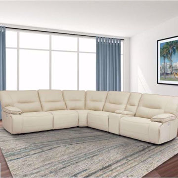 Picture of Spartacus 6 Piece Sectional Sofa