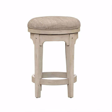 Picture of Nora Console Swivel Stool