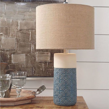 Picture of Evalyn Green Table Lamp