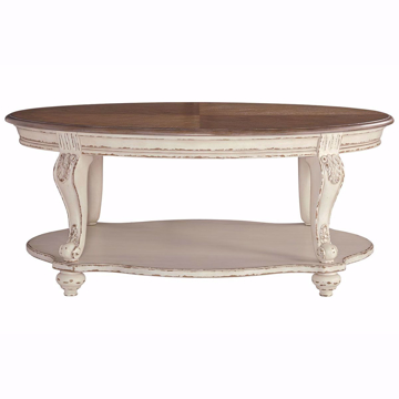 Picture of Roslyn Oval Coffee Table