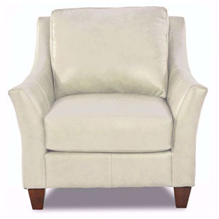 Picture of Ella Ice Leather Chair