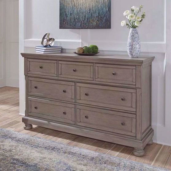 Picture of Kenley Gray Dresser