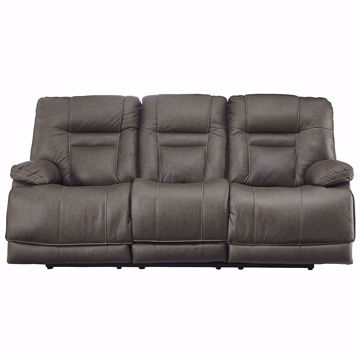 Picture of Truman Gray Power Sofa