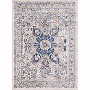 "Picture of Athens 2309 5'3""X7'3"" Area Rug"