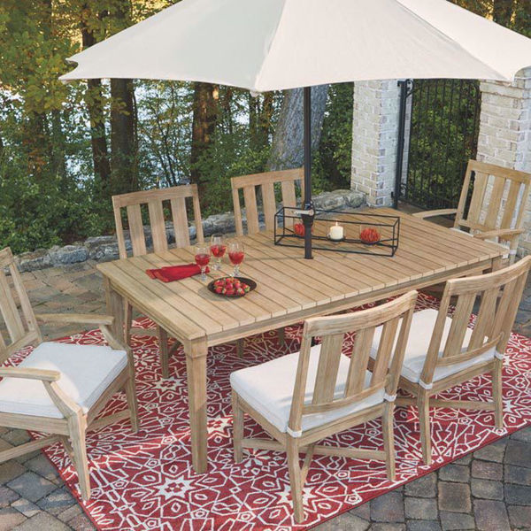 Picture of Naples 7 Piece Patio Dining Set