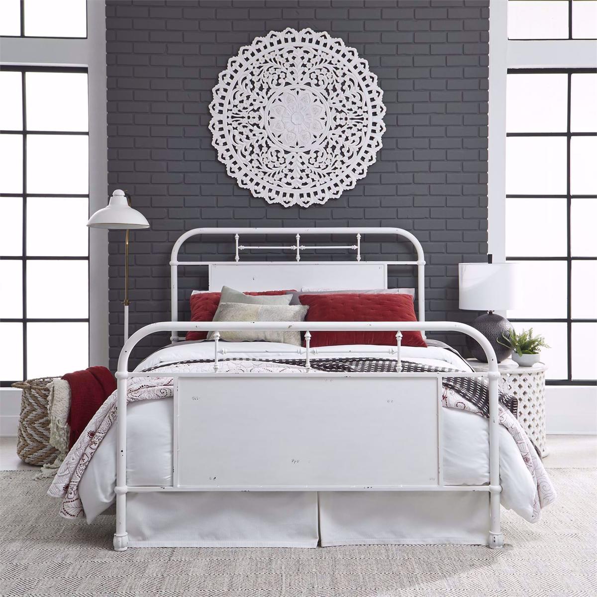 Picture of Fairhope Vintage Metal Bed