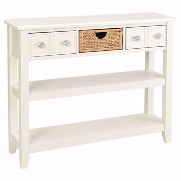 Picture of Islamorada White Entryway Table