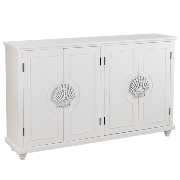 Picture of Martinique White Credenza