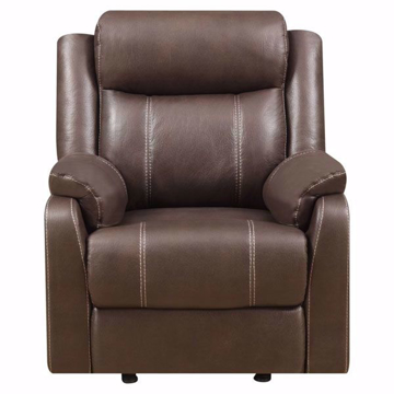 Picture of Derrick Chocolate Recliner
