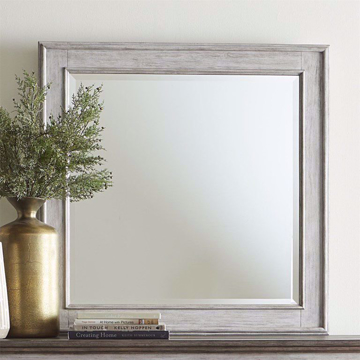 Picture of Piazza Landscape Mirror