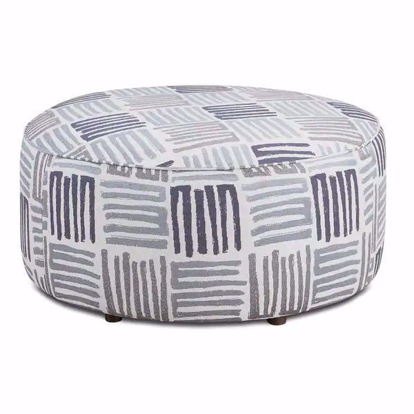 Picture of Wellington Cocktail Ottoman