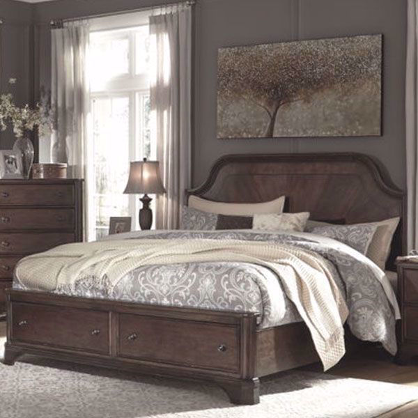 Picture of Arlington Queen Storage Bed