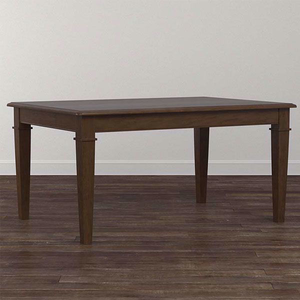 """Picture of Custom Dining 42"""" Rectangular Dining Table"""