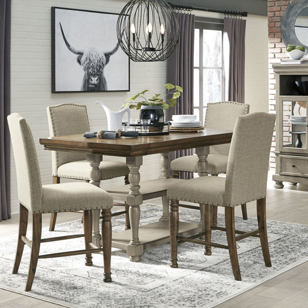 Picture of Kenley Upholstered Barstool