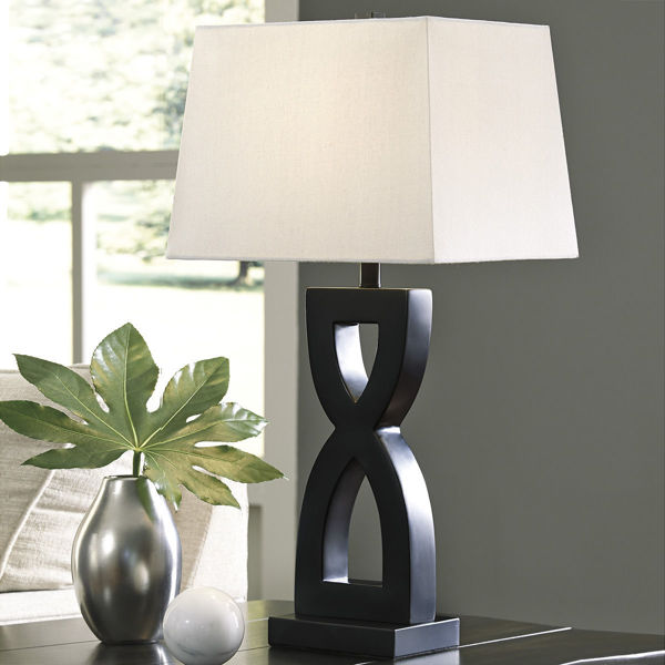 Picture of Amasai Table Lamp Set