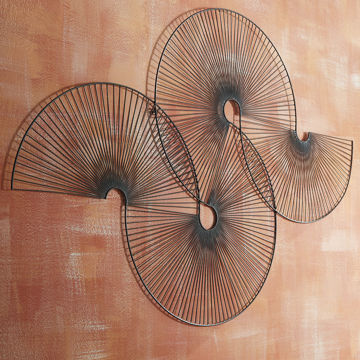 Picture of Burris Metal Wall Decor