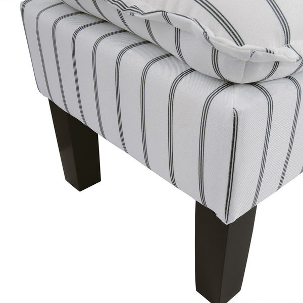 Picture of Arrowrock Stripe Accent Bench
