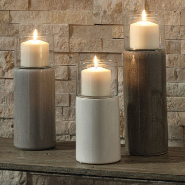 Picture of Deus Candle Holder Set