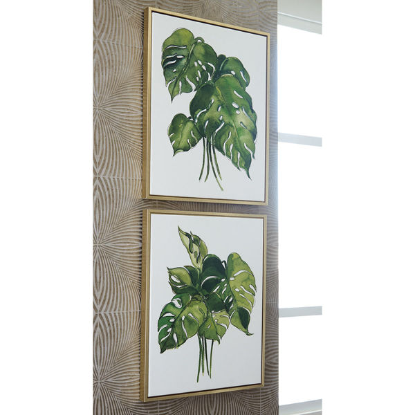 Picture of Jakayla Wall Art Fern Print Set