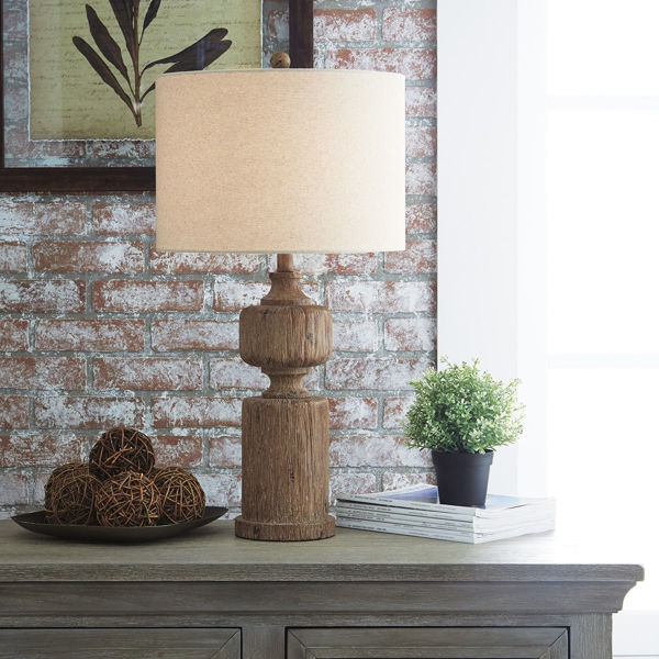 Picture of Madelief Wood Table Lamp