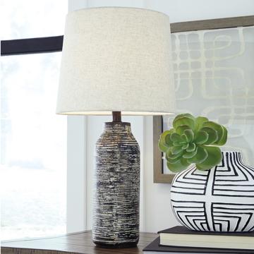 Picture of Mahima Table Lamp Set