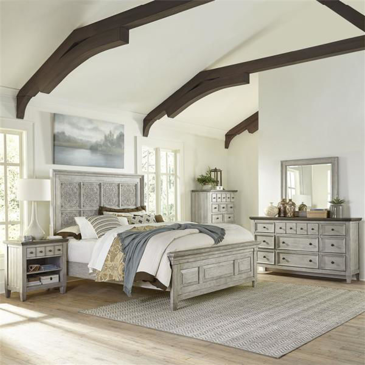 Picture of Piazza Bedroom Collection