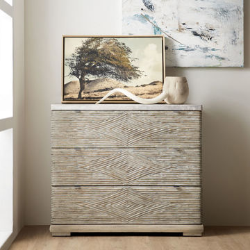 Picture of Amani 3 Drawer Accent Chest