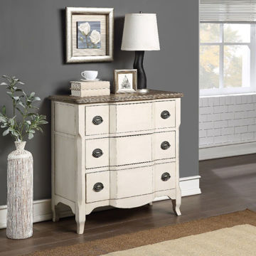 Picture of Bar Harbor II Three Drawer Chest