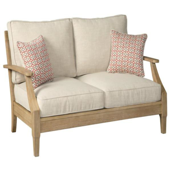 Picture of Naples Cushioned Loveseat