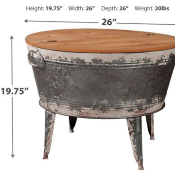 Picture of Shellmond Cocktail Table