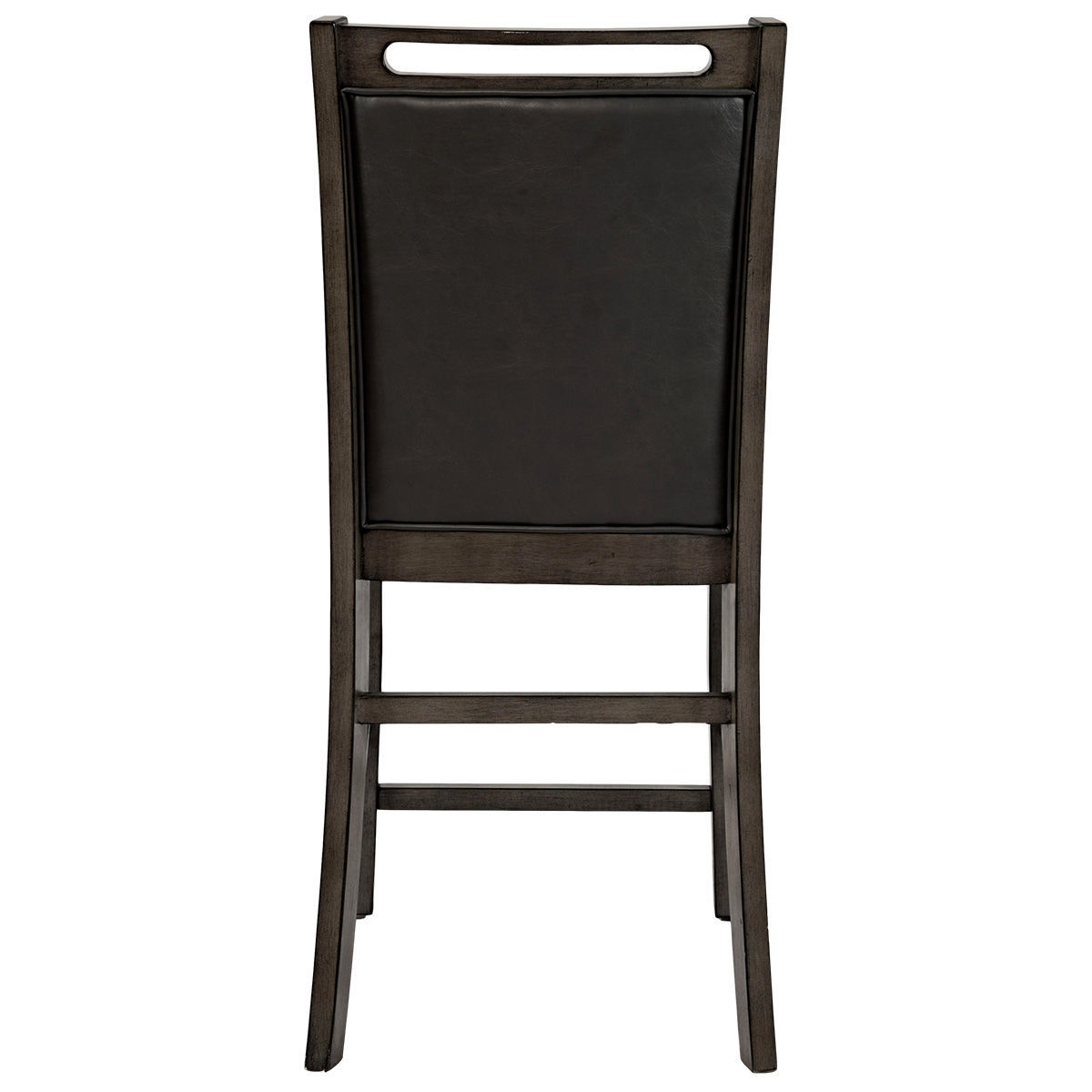 Picture of Manchester Gray Upholstered Counter Stool