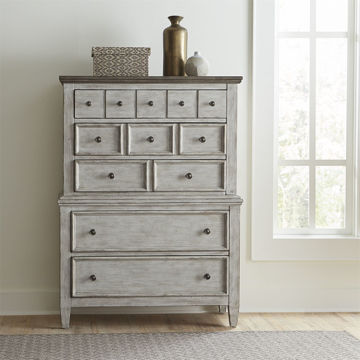 Picture of Piazza 5 Drawer Chest