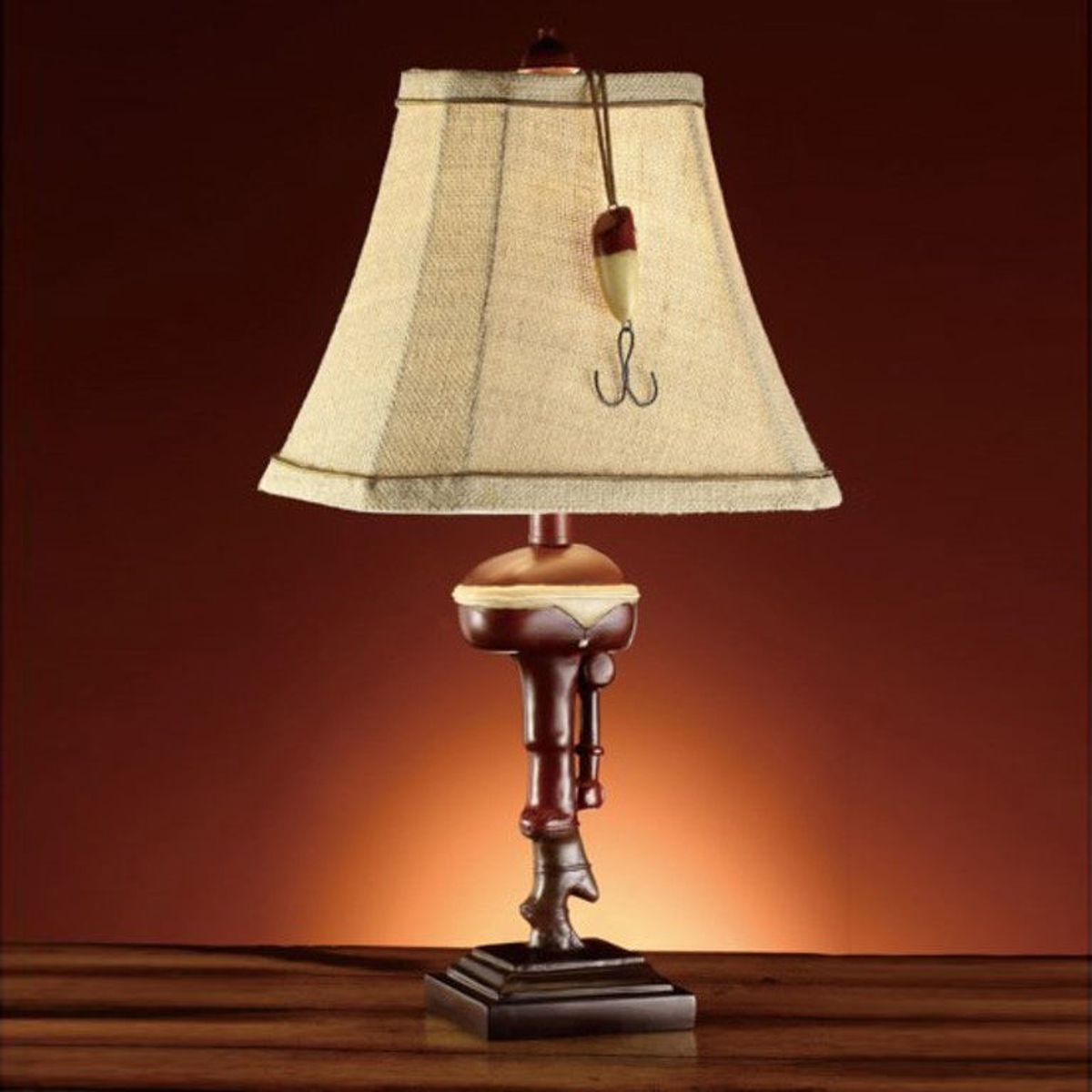 Picture of Outboard Table Lamp