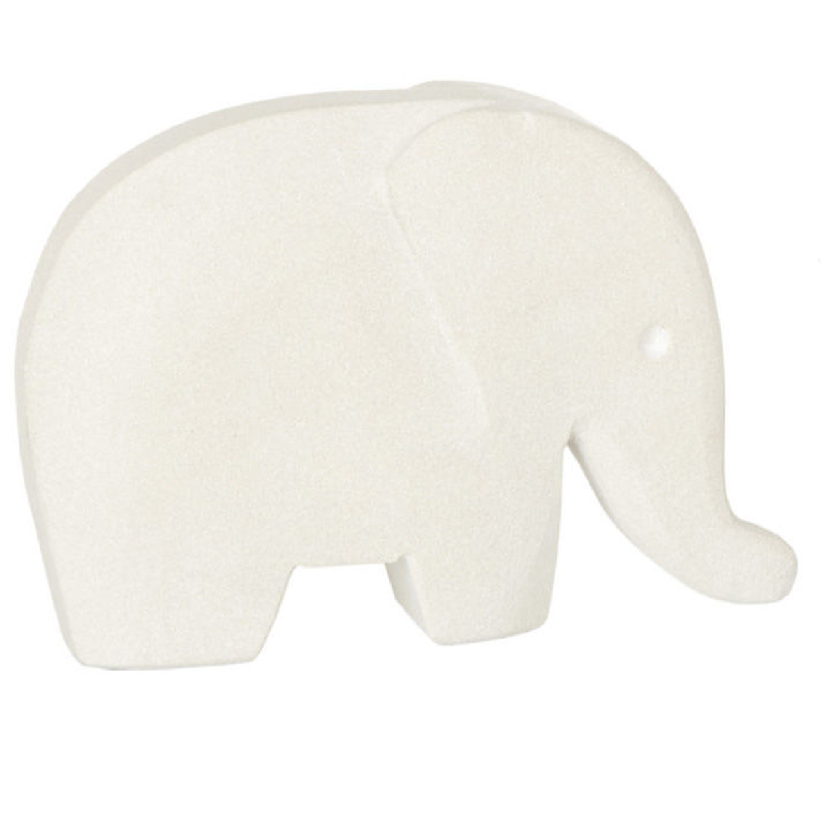 Picture of Ceramic Gray Small Elephant