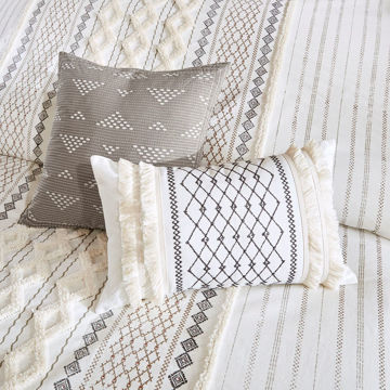 Picture of Imani Cotton King Comforter Mini Set