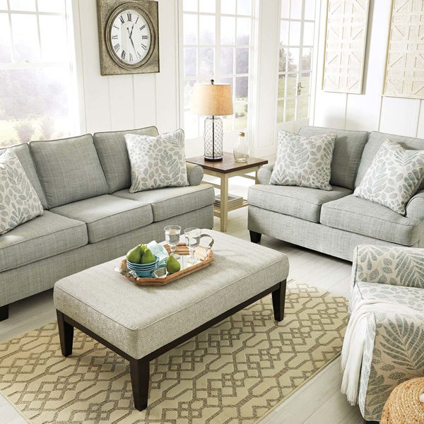 Picture of Moss Ridge Oversized Ottoman