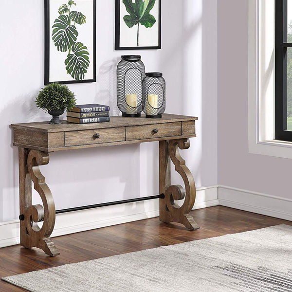 Picture of Sherwood Two Drawer Console Table