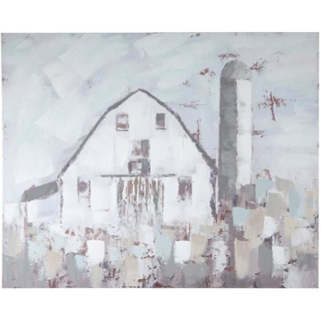 Picture of Jumana Gray Barn Print