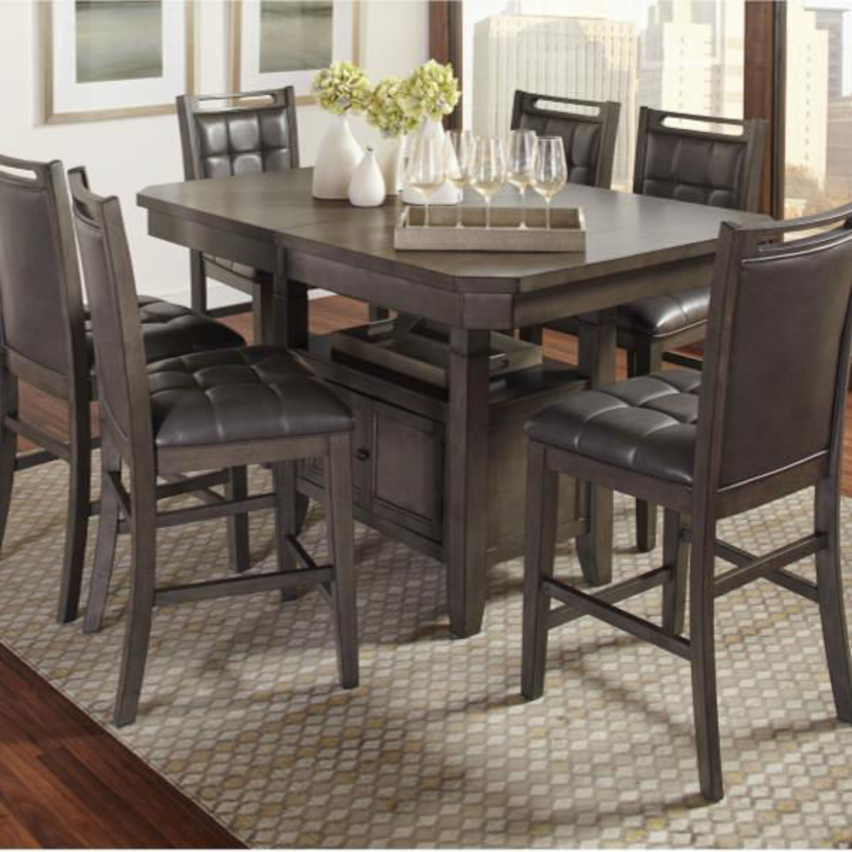 Picture of Manchester 7 Piece Counter Height Dining Set