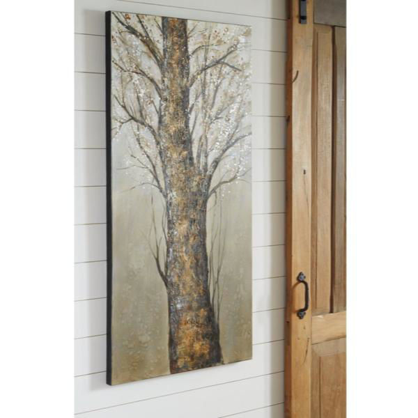 Picture of ELIAS TREE CANVAS PRINT