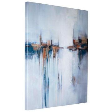 Picture of BRAYLIN ABSTRACT CANVAS PRINT