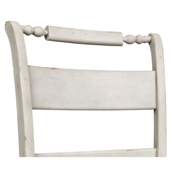 Picture of CRAWFORD SLAT BACK SIDE CHAIR
