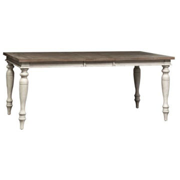 Picture of CRAWFORD RECTANGULAR LEG TABLE