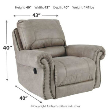 Picture of MADELINE ROCKER RECLINER