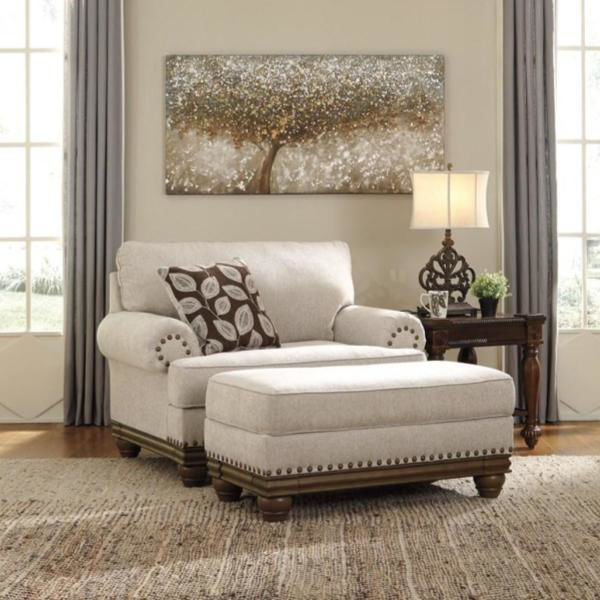 Picture of KENLEY OTTOMAN