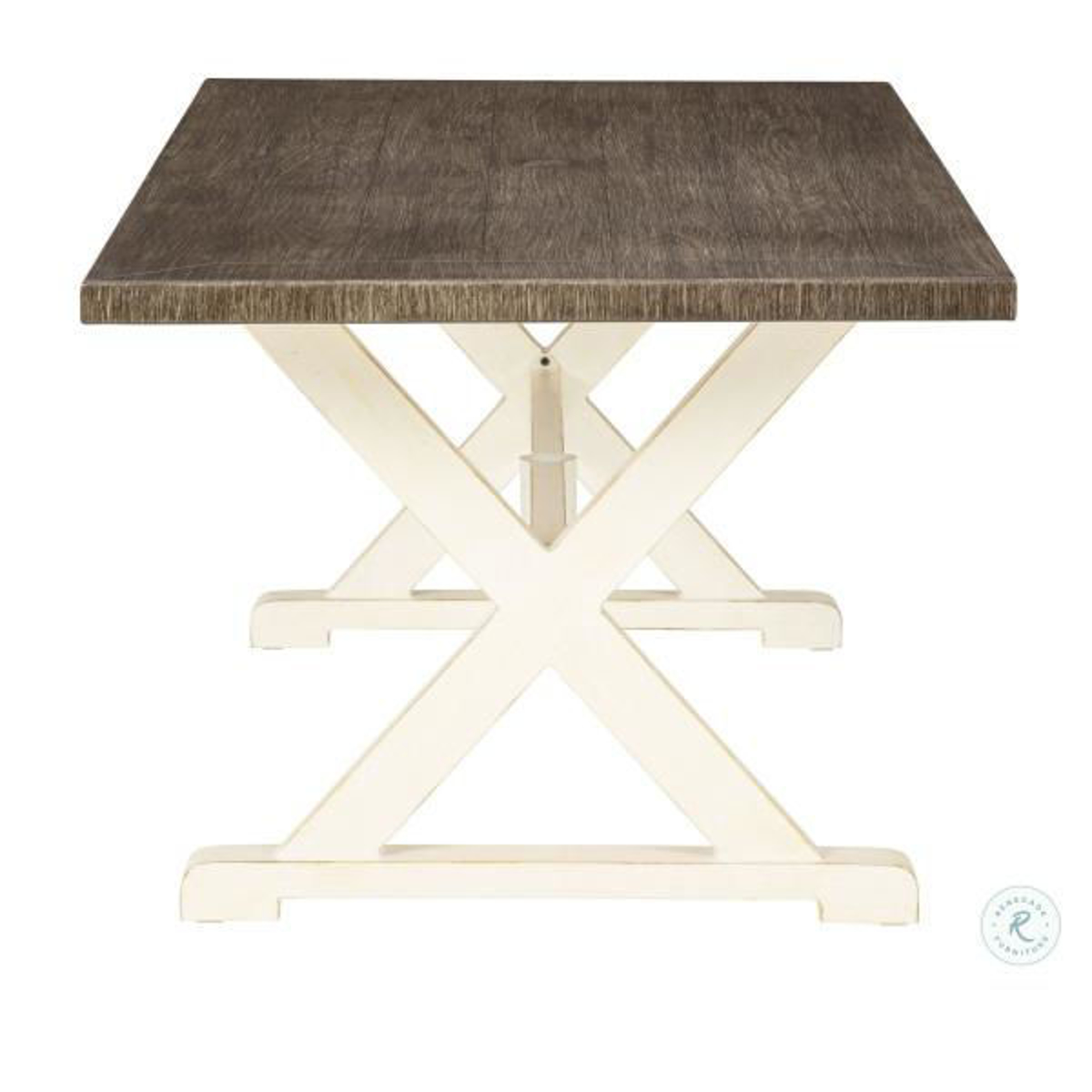 """Picture of PENSACOLA 80"""" RECT TABLE"""