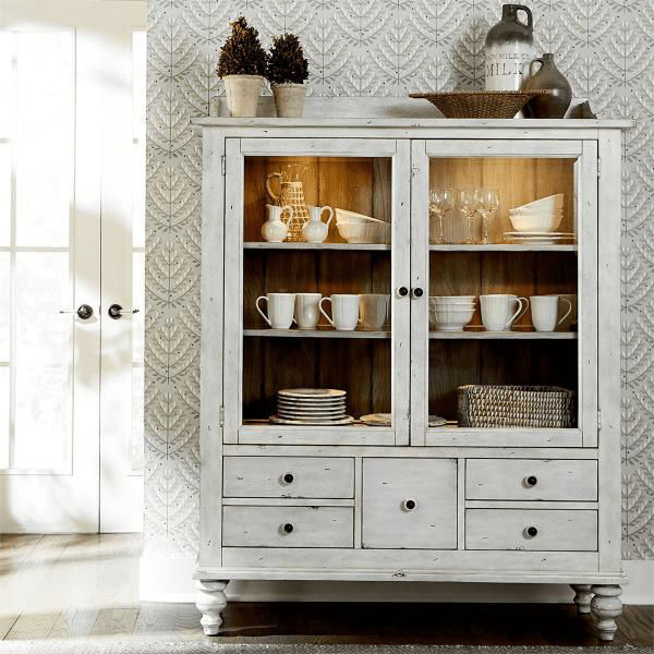 Picture of CRAWFORD DISPLAY CABINET