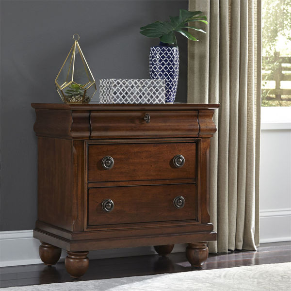 Picture of TUDOR NIGHTSTAND