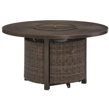 "Picture of GRAYTON 48"" RND FIRE PIT TABLE"