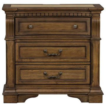 Picture of NOVA BEDSIDE CHEST
